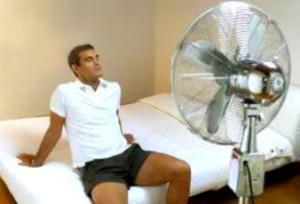 insonnia da caldo